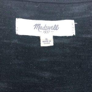 Madewell Tops - Madewell Black Tank Top